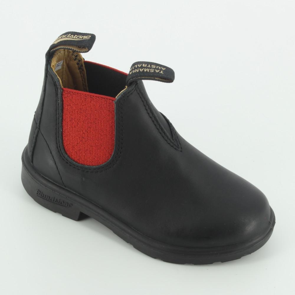 premium selection 3673f 8fa91 0128 chelsea nero vitello - Scarponcini e scarpe alte - Blundstone