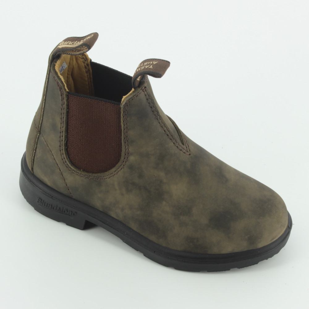 buy popular 146b4 28b61 0142 chelsea moro nabuc - Ankle boots and hi-tops - Blundstone