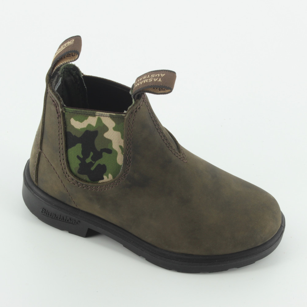 check out 4416f 49f82 0430 chelsea moro nabuc - Scarponcini e scarpe alte - Blundstone
