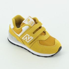 new balance bambini gialle
