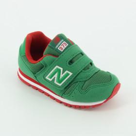 5d5d723fb615e New Balance - IV373GR sneaker unisex velcro - VERDE