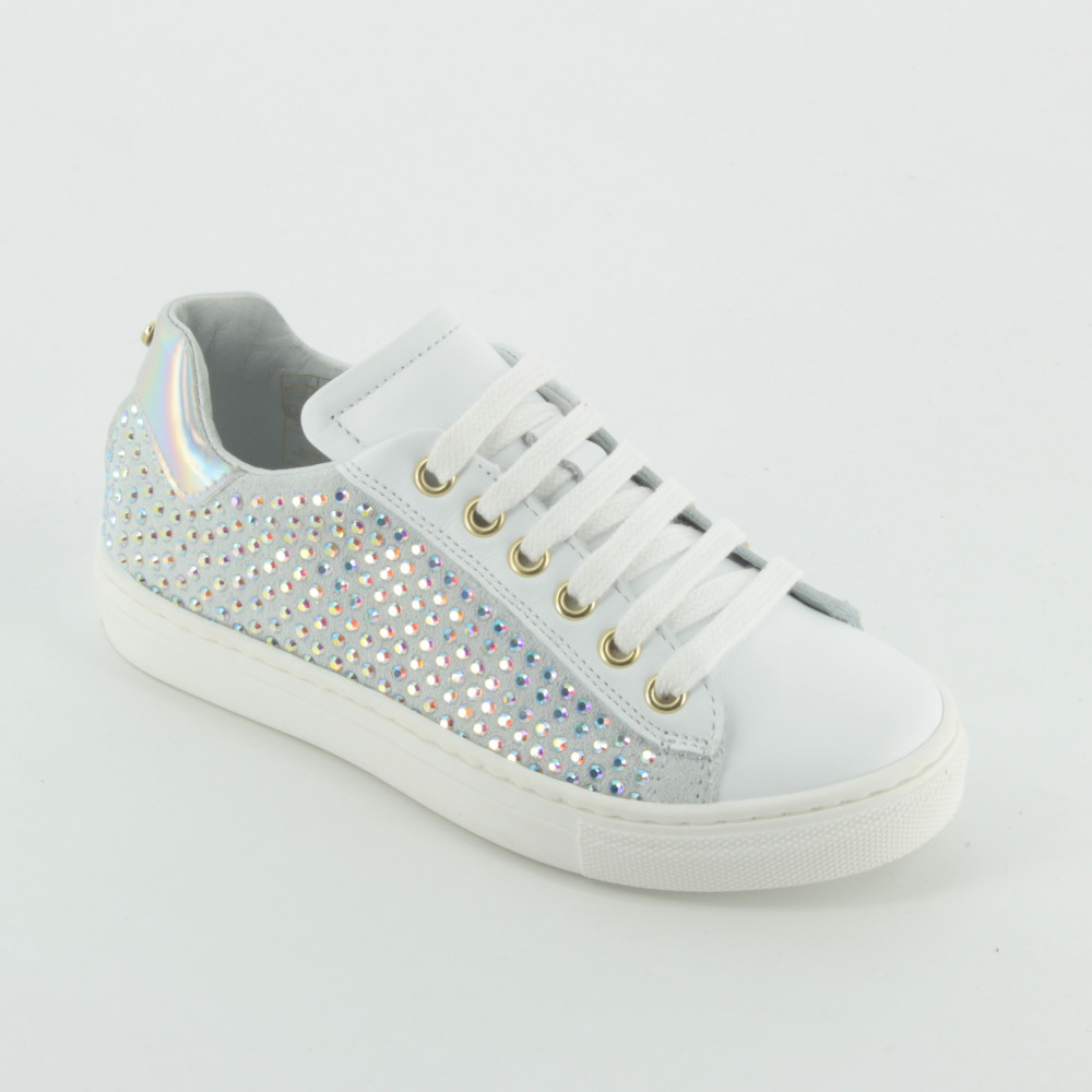 low priced 163cb 44dd4 sneaker bassa borchiette later - Low shoes and flats - Twin Set