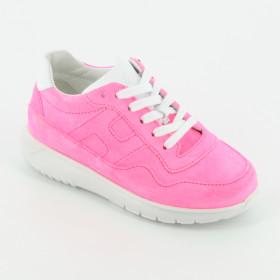 Hogan - HXT3710AP30 sneaker baby cube - ROSA 5c29587647f