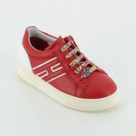 Hogan - HXT3400K390 sneaker baby lacci -. 5ef3ad36ec2