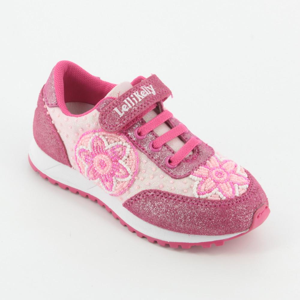 negozio del Regno Unito top design diventa nuovo principessa sneaker velcro - Sneakers - Lelli Kelly - Bambi - The ...