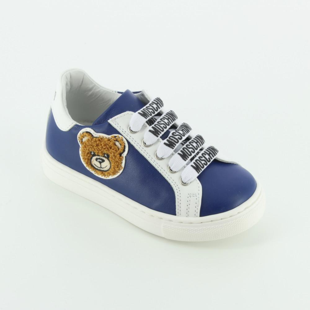 67389 sneaker baby orsetto - Scarpe basse e bebè - Moschino