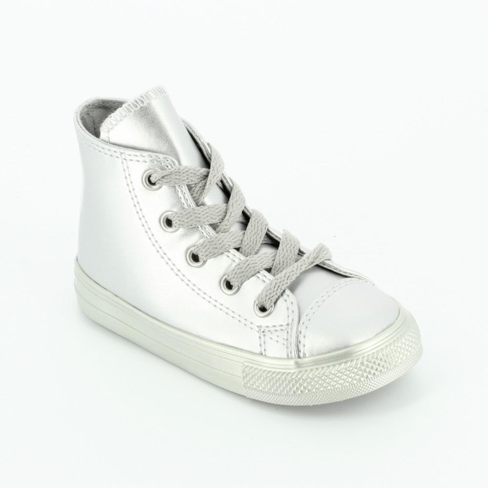 757630C sneaker metal argento Sneakers Converse