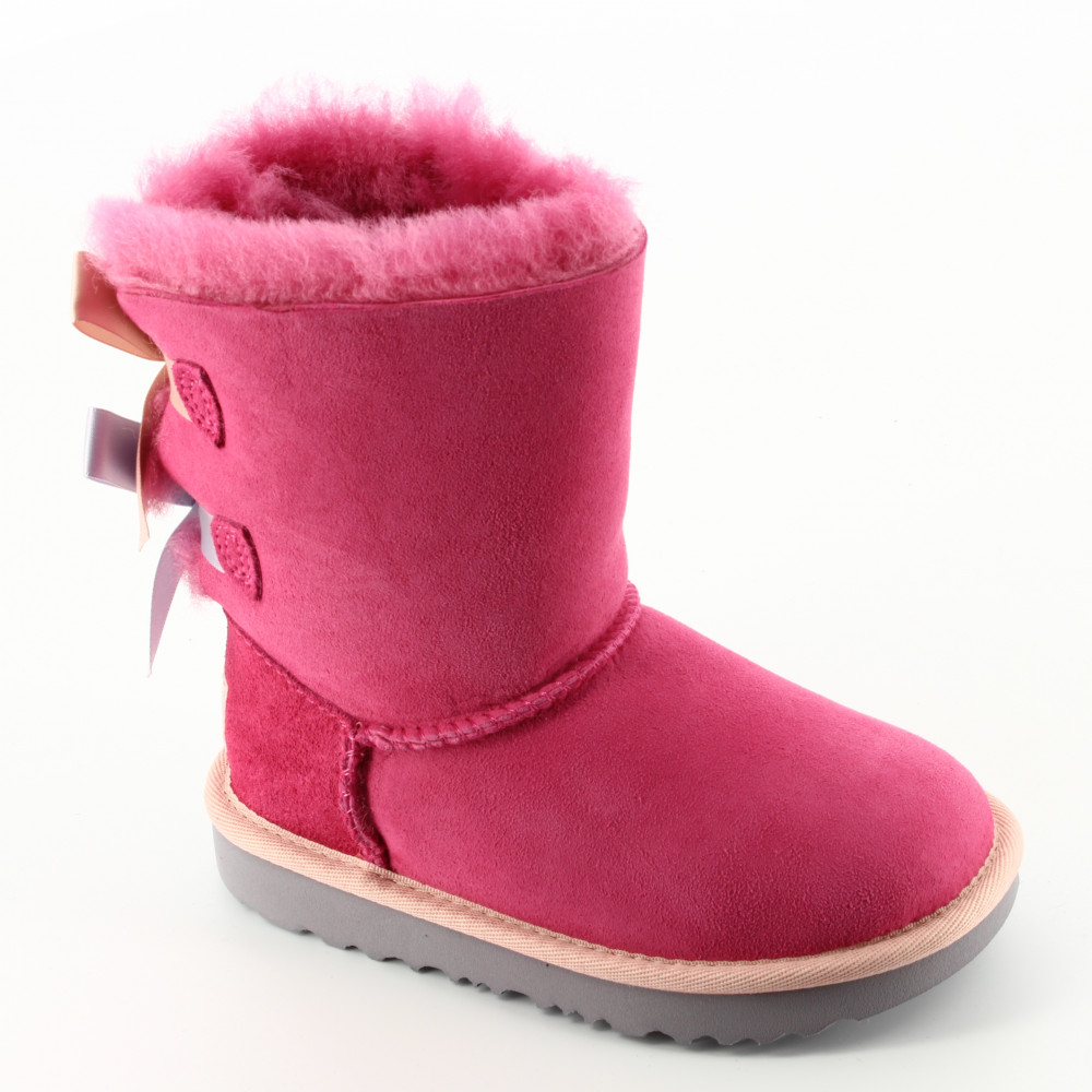 f69a3ca5704 1017394 Bailey Bow fiocco (1017394 172) - Ankle boots and hi-tops - Ugg