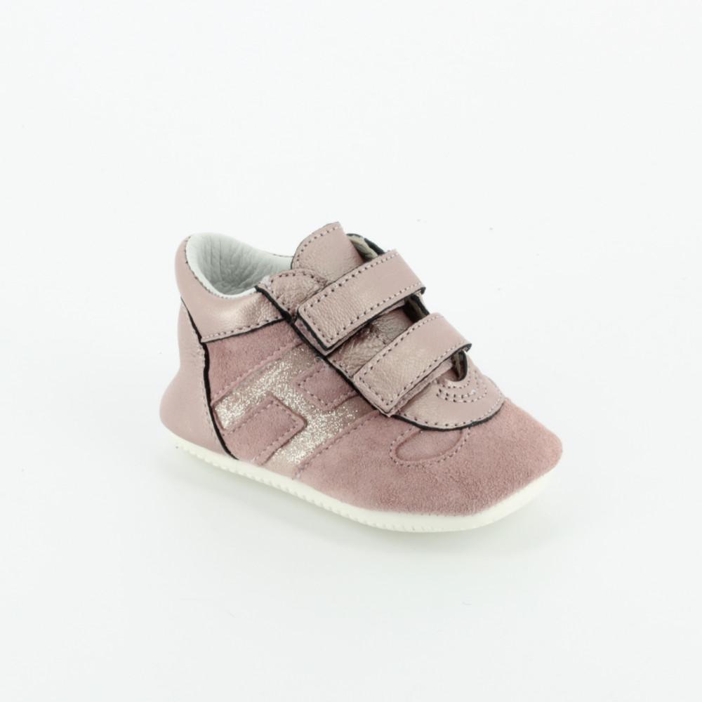 15520a1d17c794 HXB0570Z330A culla velcro - Neonato - Hogan - Bambi - Le scarpe per bambini