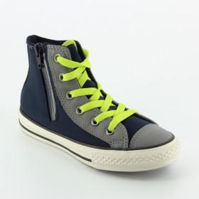 Converse - 655129C sneaker alta - BLU/GRIGIO