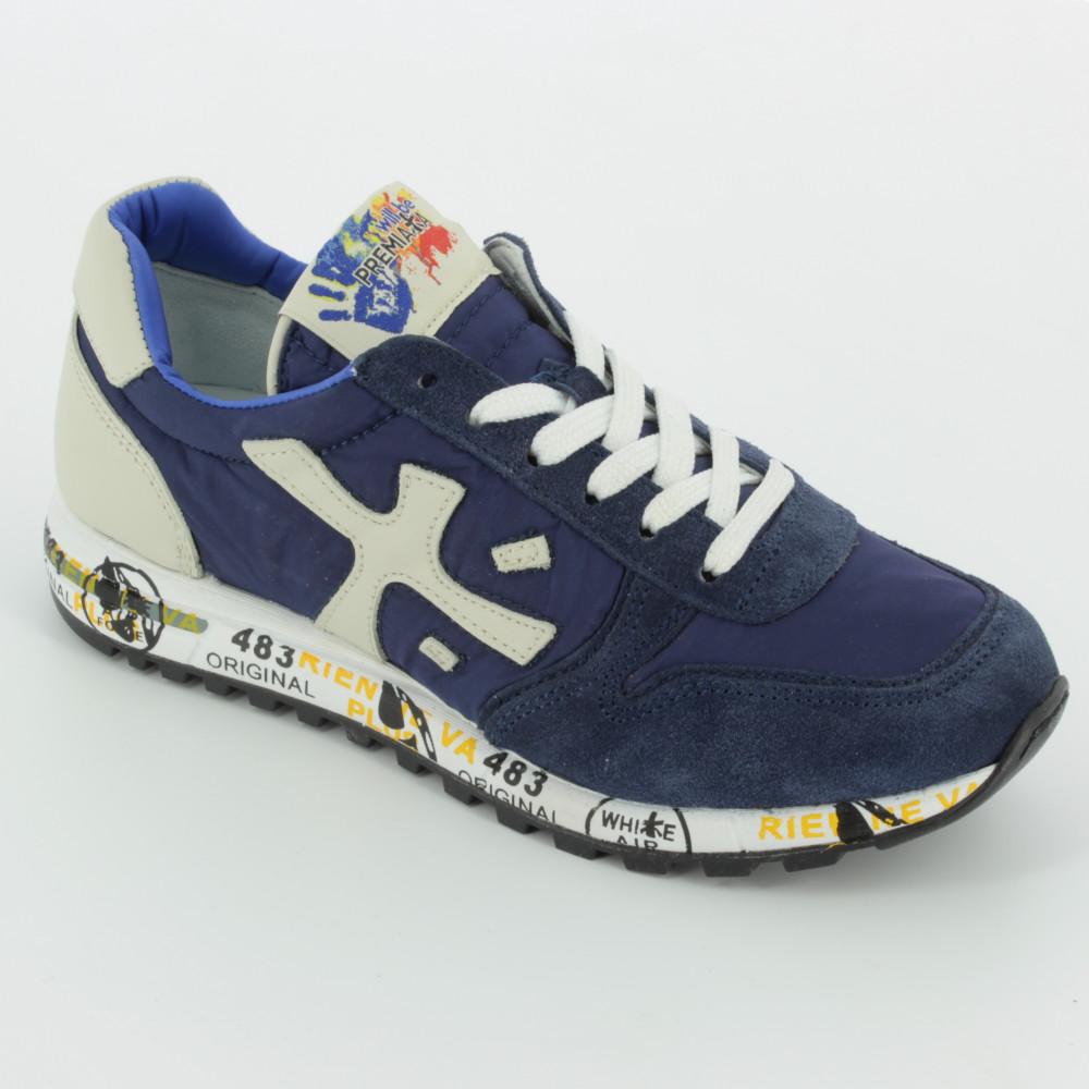 release date 7658a 4c136 Mick allacciata - Sneakers - Premiata