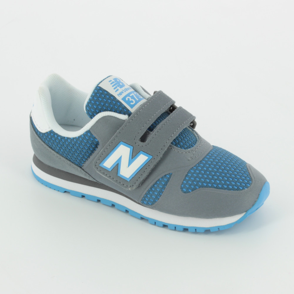 Explorar Barato En Línea Auténtica Precio Barato Sneakers grigie con chiusura velcro per bambini New Balance Barato Para Barato gZxrb0CrPC