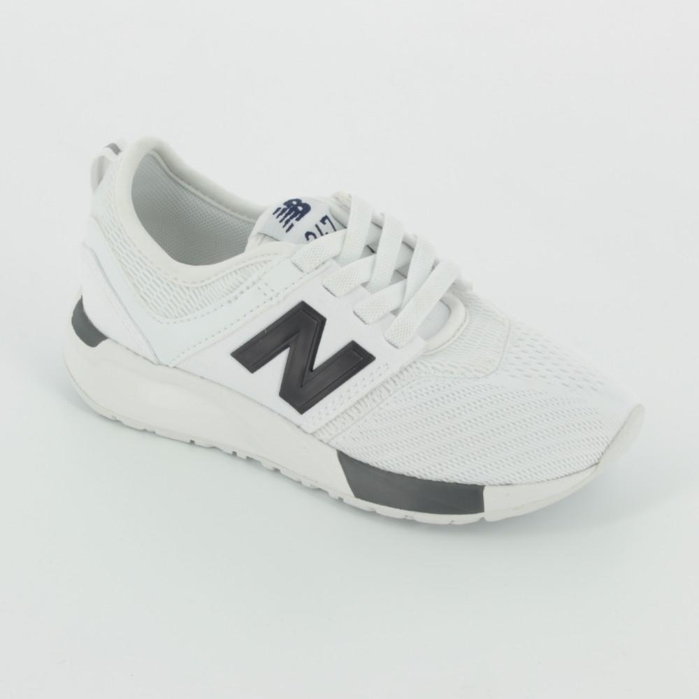 Lightweight Bambi Sneakers 247 Balance Le Bianco New Scarpe edorxBWC