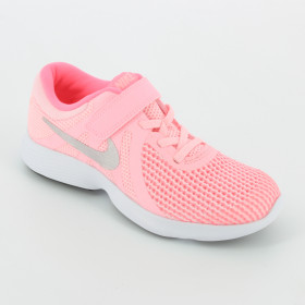 NIKE REVOLUTION 4 TDV GRIGIO Scarpe Bambina Sneakers Bimba