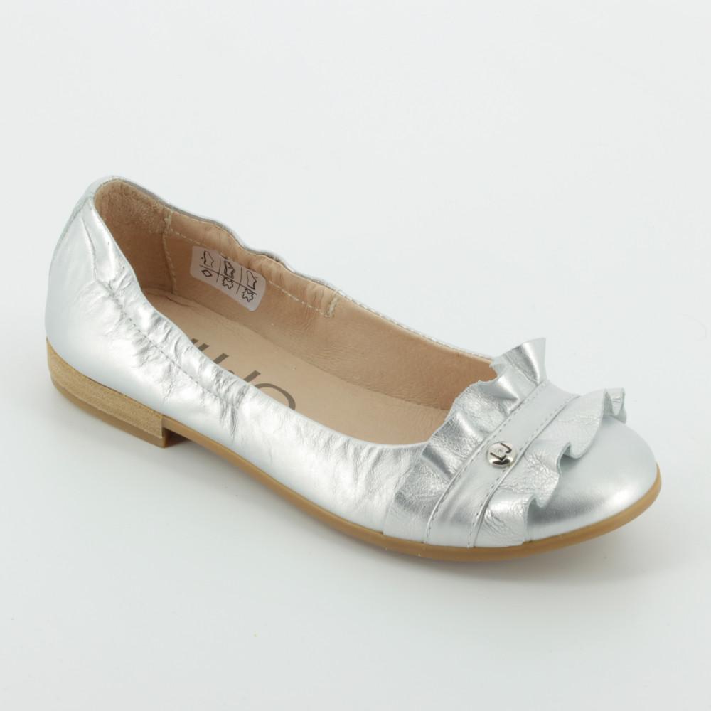 comprare popolare 479f0 56d74 221 ballerina argento balza - Scarpe basse e ballerine - Liu Jo