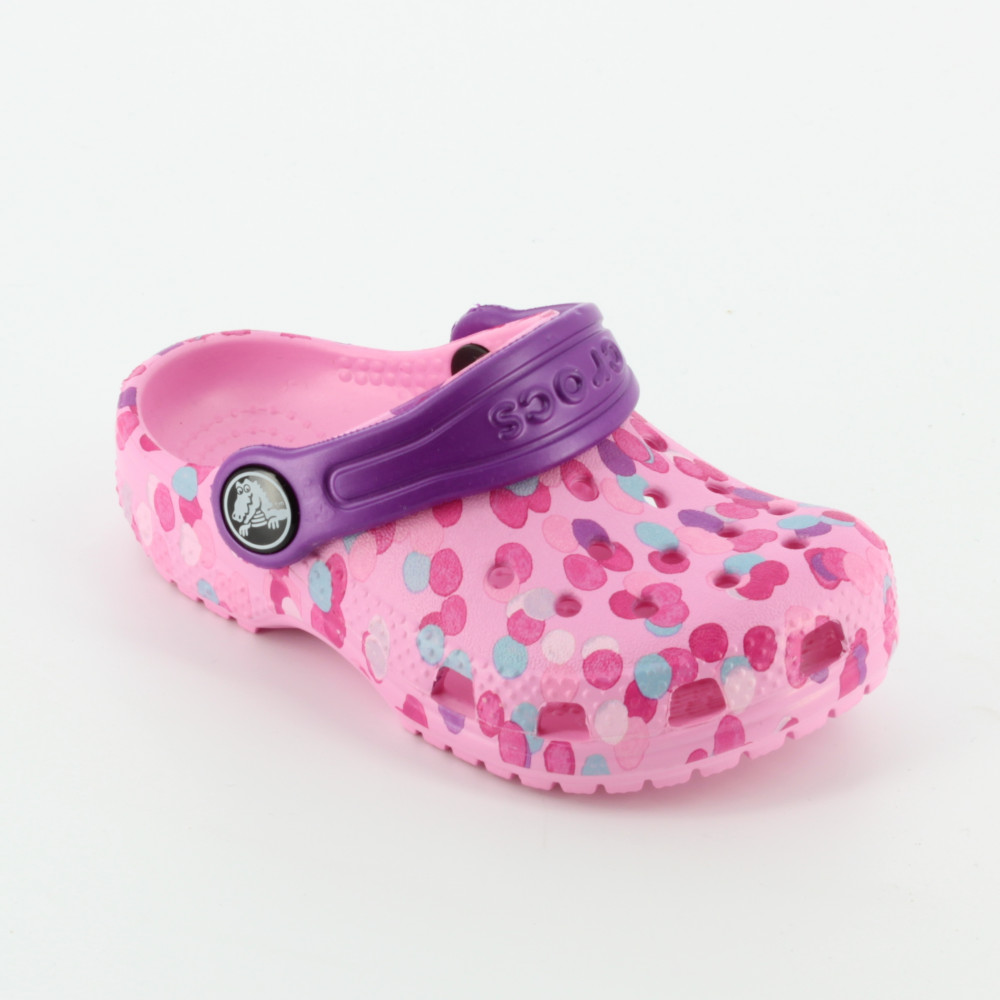 new product 9eaa0 6ca02 Classic Graphic Clog Kid bimba - Mare e piscina - Crocs