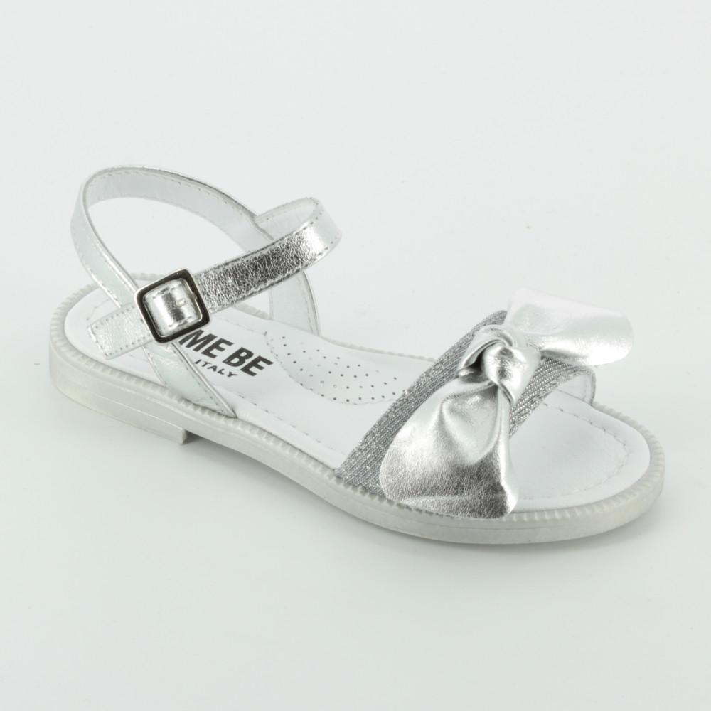 3436 sandalo fiocco - Sandali - Let Me Be - Bambi - Le scarpe per ... ca7363c454a