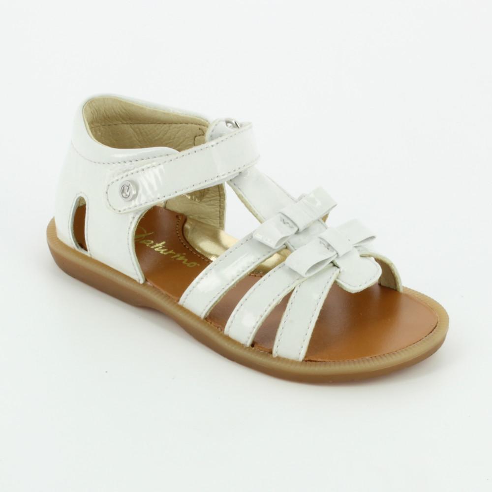 2a1b085bf4436b Naturino 5036 fiocchetti - Sandali - Falcotto - Bambi - Le scarpe per  bambini