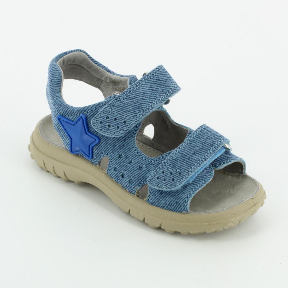 Naturino 5675 doppio velcro - Sandals - Naturino - Bambi - The shoes for  your kids e8fb743a91e