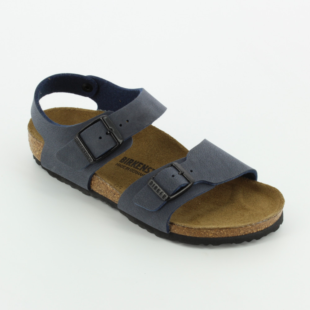 cac61e443d4 New York blu - Sandals - Birkenstock - Bambi - The shoes for your kids