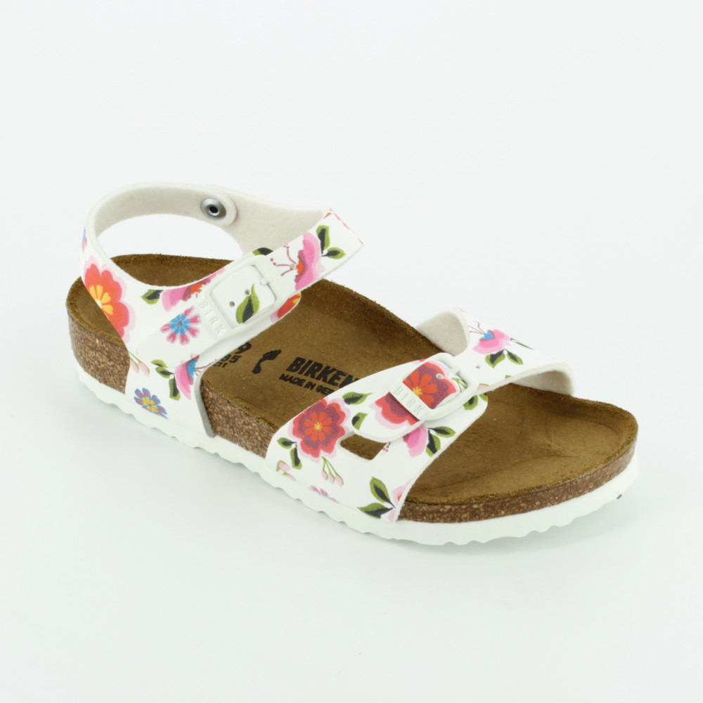 Birkenstock Rio China Flower O2MKu