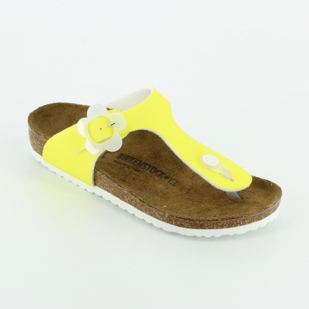 Gizeh candy giallo - Sandali - Birkenstock - Bambi - Le scarpe per bambini 8607145bc54