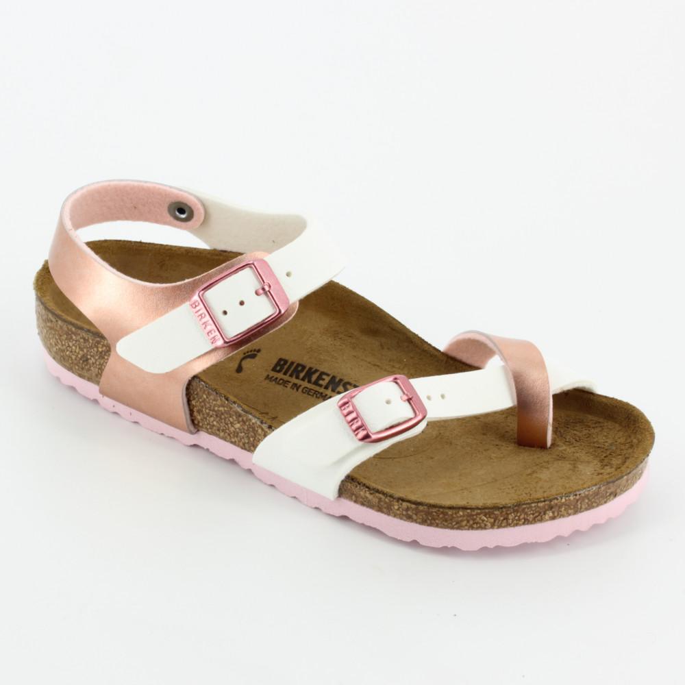 Taormina soft metallic rose - Sandali - Birkenstock - Bambi - Le scarpe per  bambini ae910630b01