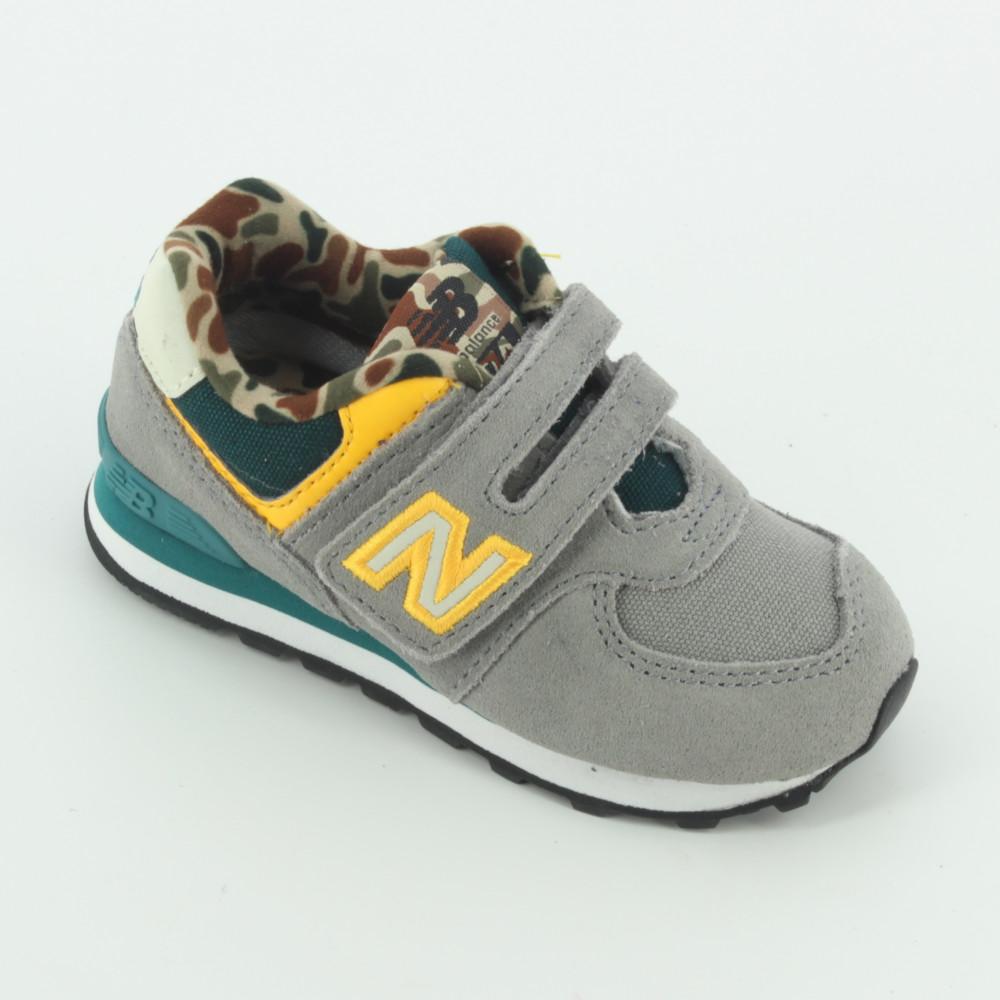 IV574HT sneaker velcro - Sneakers - New Balance - Bambi - Le scarpe per  bambini f253bbb8237